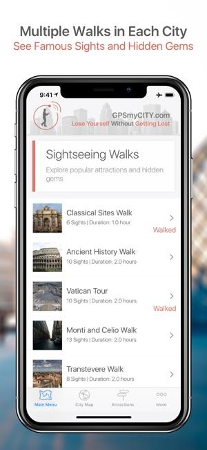 barcelona map and walks en app store rh itunes apple com