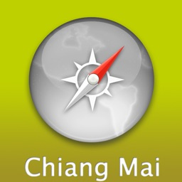 Chiang Mai Travel Map