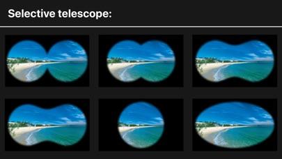 Telescope - 4 modes