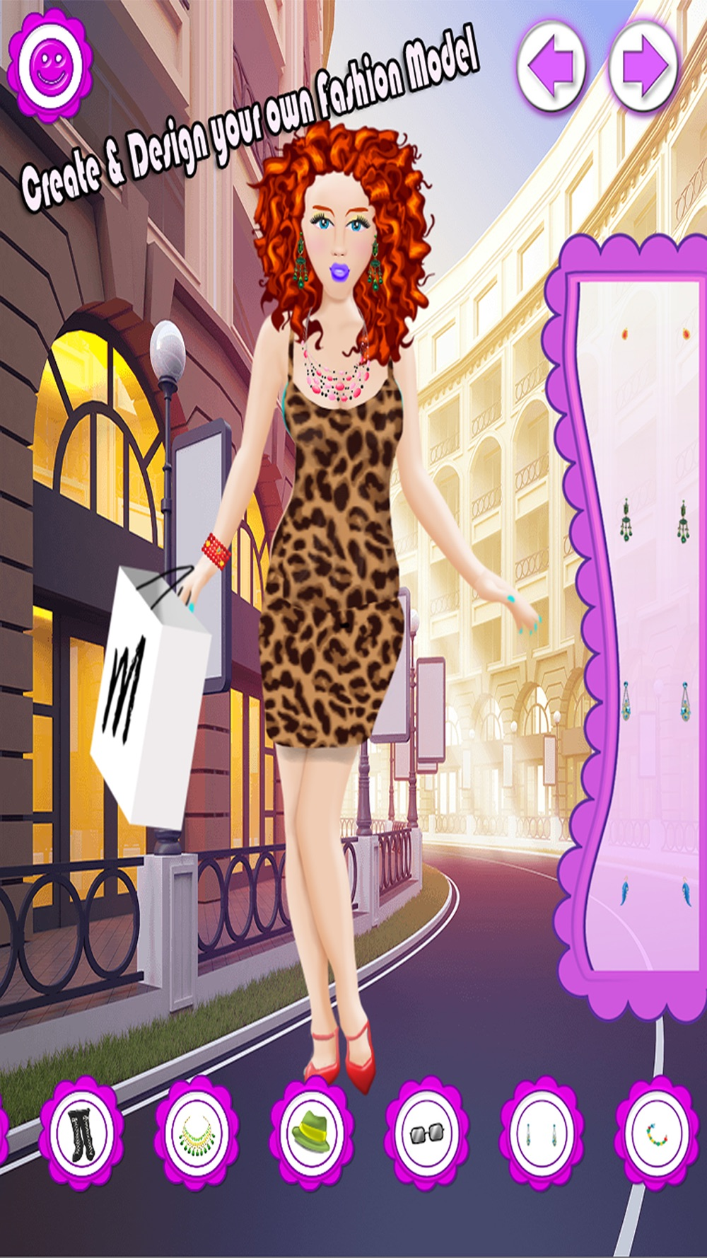 Fashion Salon Dressup Girl Spa hack tool