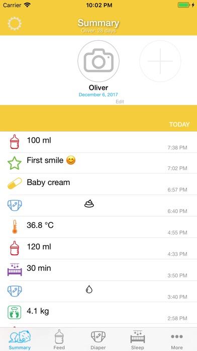 Baby: Feeding, Activity Log   Apps   148Apps