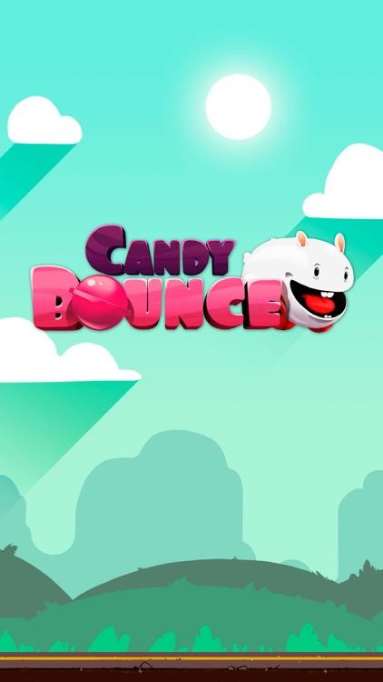 Candy Bounce: The Sweet Road screenshot-0