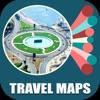 Travel Maps of World - Offline - iPhoneアプリ