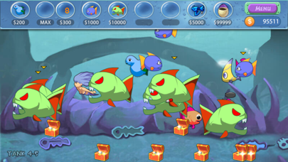 InseAquarium: Crazy Aqurium for windows pc