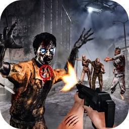 Dead Shooter: Kill Zombie Hero