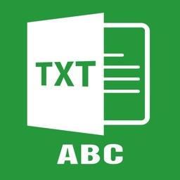 英语-txt阅读器
