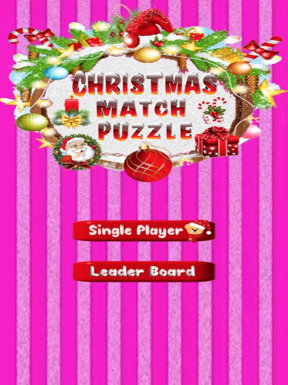 Christmas Match Puzzle screenshot 6