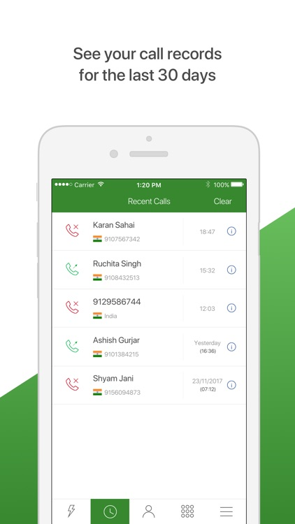 CallIndia - Unlimited Calls screenshot-4
