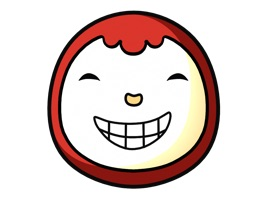 Animated Lovely PengKong(Red)