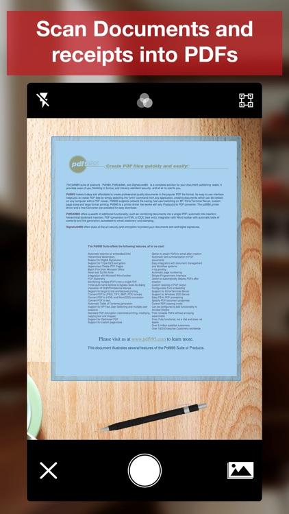 PDF Export Lite