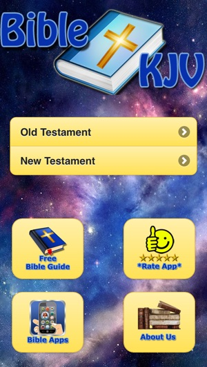 Bible King James KJV - No Ads, Bible Study on the App Store