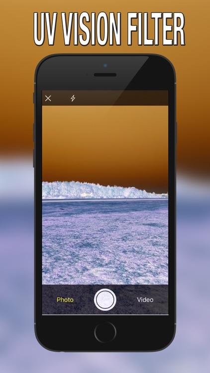Night Vision Thermal Camera screenshot-3