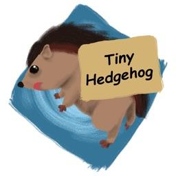Tiny Hedgehog Stickers