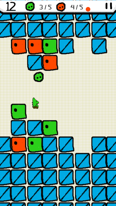 Flappy Chameleon screenshot 4