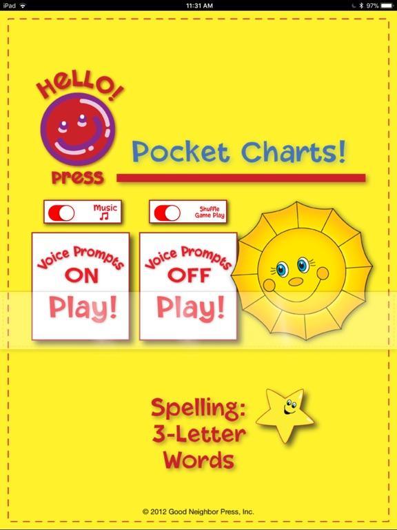 Screenshot #1 for Spelling 3-Letter Words ...