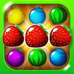 Fruit Party Match 3 Game