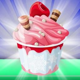 Frozen Ice Cream Making Fun