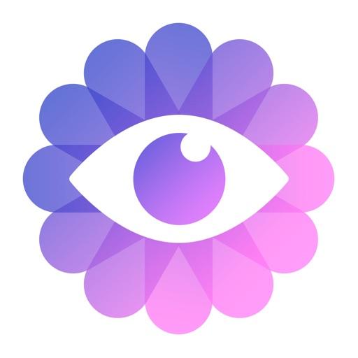 Purple Garden Psychic Readings iOS App