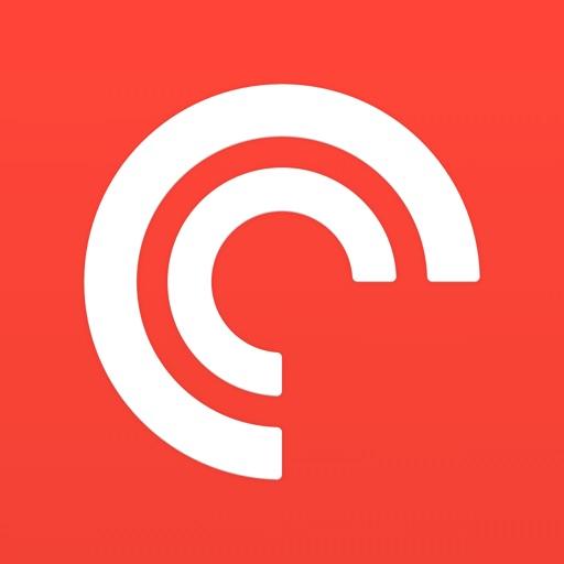 Pocket Casts application logo