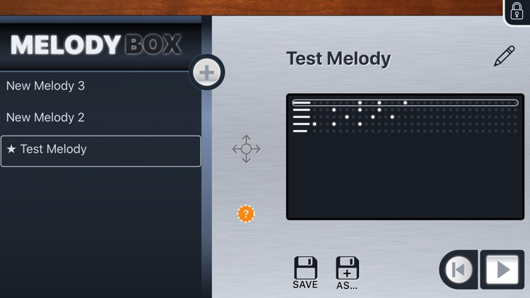 MeloDeasy - Melody Recorder