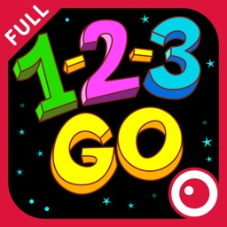 123Go: Preschool kids math learning games - FULL