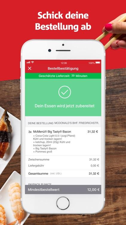 Lieferheld | Essen bestellen screenshot-4