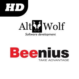 Beenius IPTV for iPad