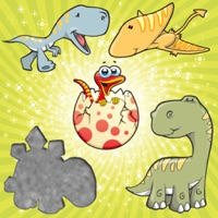 Codes for Dinosaurs Puzzles for Toddlers Hack