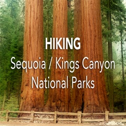 Hiking Sequoia/King Canyon