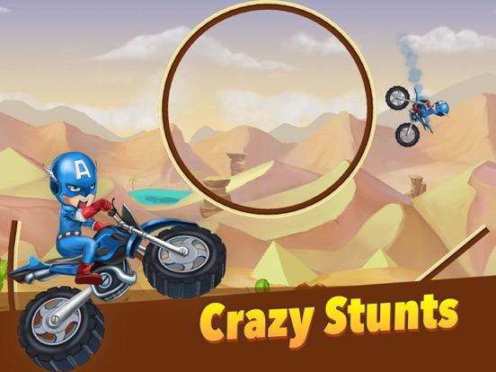 Bike X Rider-Motorcycle Games-ipad-2