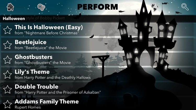 Halloween Piano! screenshot-1