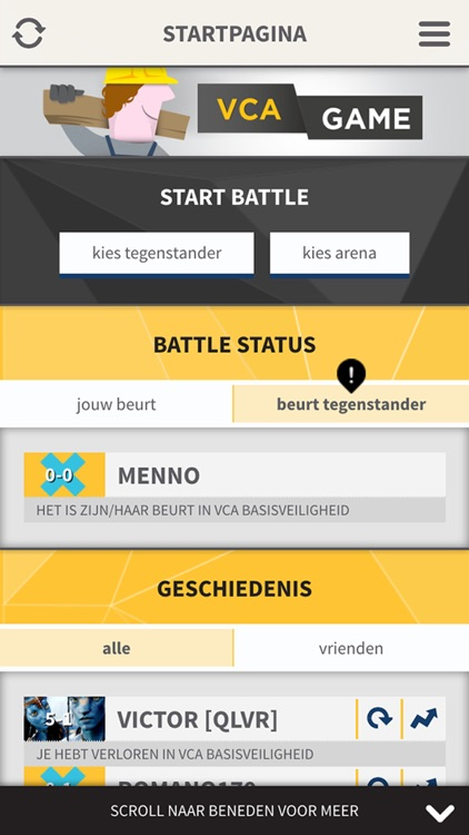 BattleQuiz screenshot-4