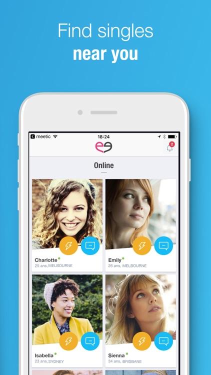 Meetic - Dating app screenshot-3