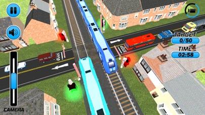 ユーロ 列車 道路 クロッシング 熱のおすすめ画像1