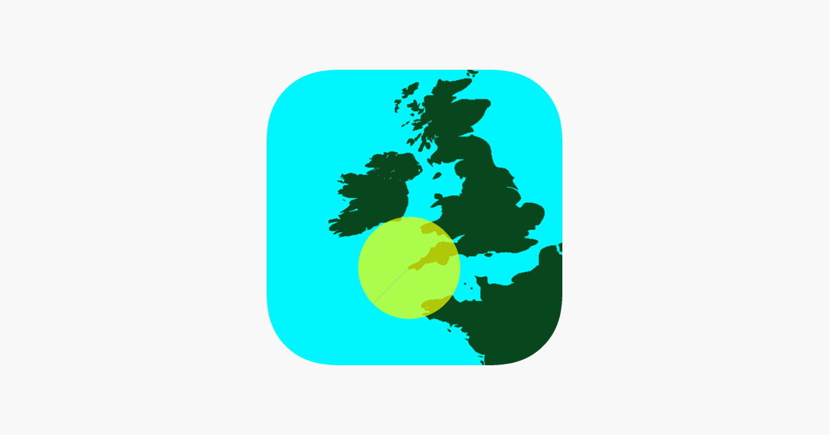 Radius On Map on the App Store