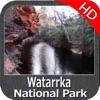 Watarrka NP HD GPS charts