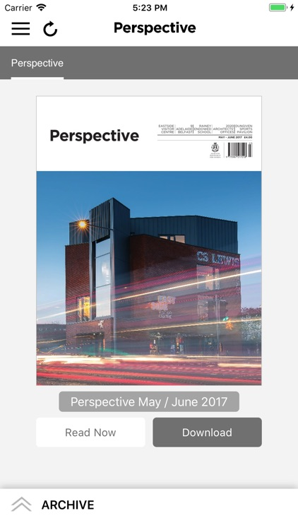 The Perspective Magazine