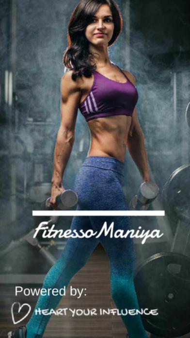 FitnessoManiyaのおすすめ画像1