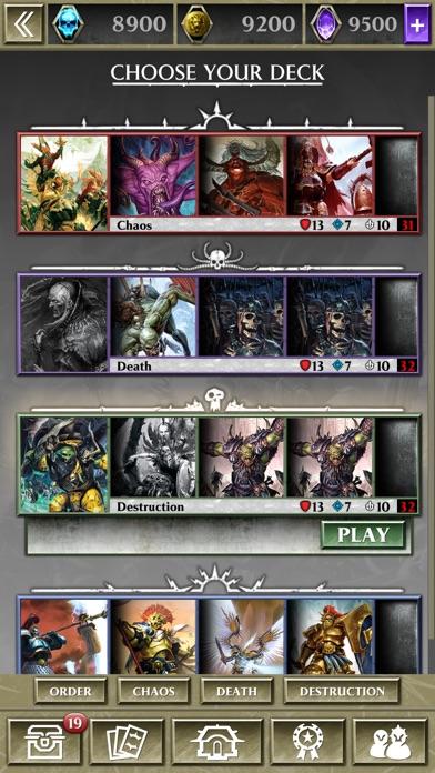 Warhammer AoS: Champions screenshot #8