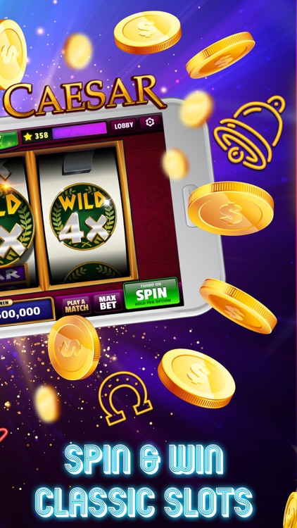 Win Vegas Classic Slots Casino screenshot-1