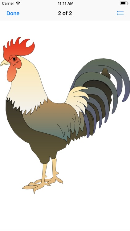 Raucous Rooster Stickers screenshot-7