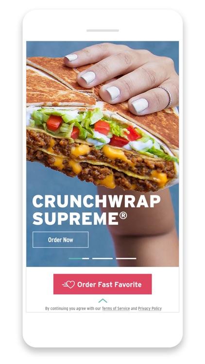 Taco Bell screenshot-0