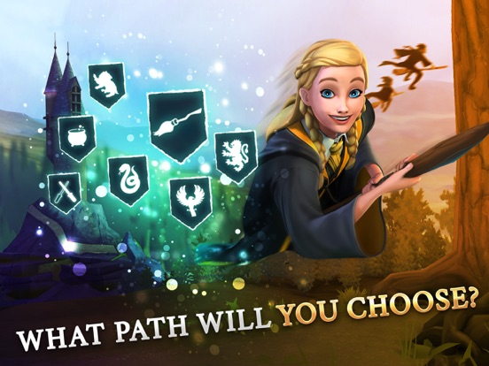 Harry Potter: Hogwarts Mystery screenshot 13