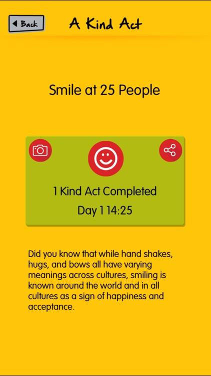 The Great Kindness Challenge screenshot-3