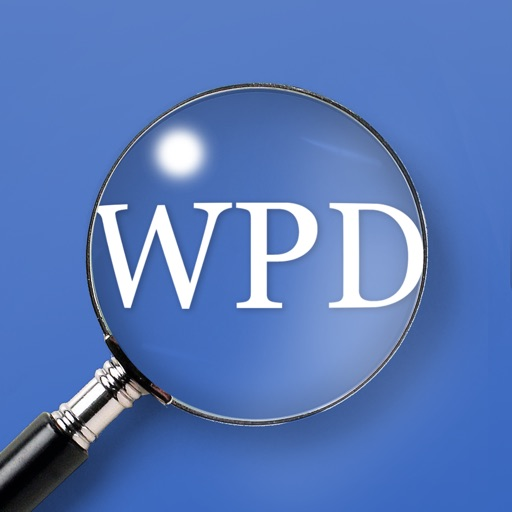 WordPerfect Viewer iPad