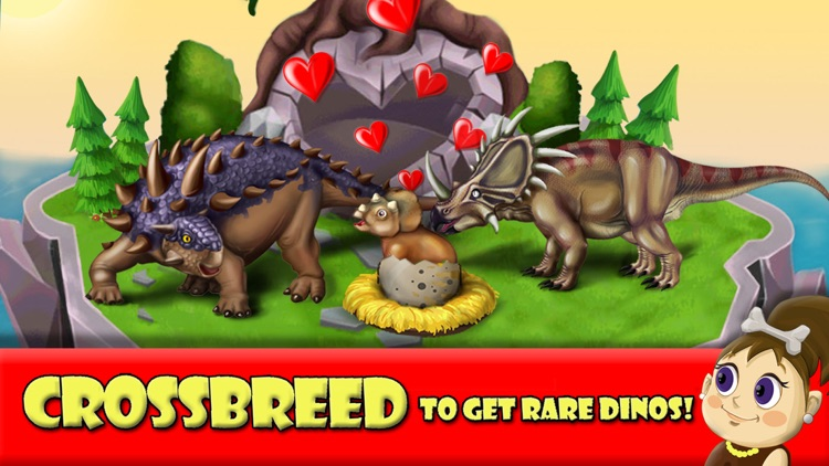DINO WORLD -Jurassic Idle game screenshot-4