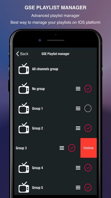 GSE SMART IPTV screenshot-5