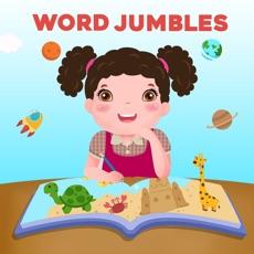 Activities of Kids Word Jumbles