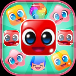 Jelly Cute - Puzzel Match 3