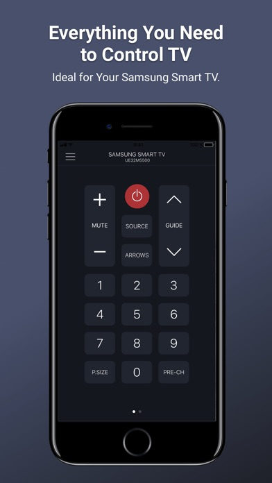 Download Remotie: remote for Samsung TV for Android